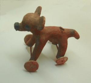 Wheeled Chihuahua Toy