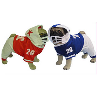 Dog Football Costumes